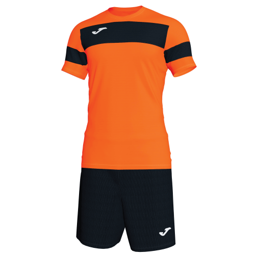 ACADEMY II SET - Bright Orange/Black