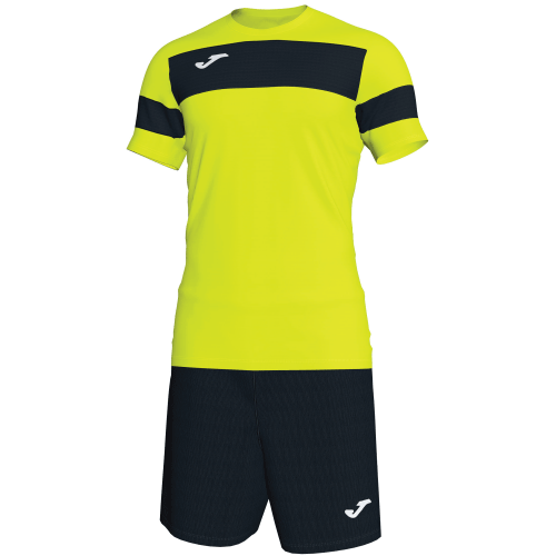 ACADEMY II SET - Yellow Fluor/Black