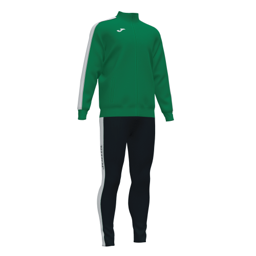 ACADEMY III TRACKSUIT - Green/White