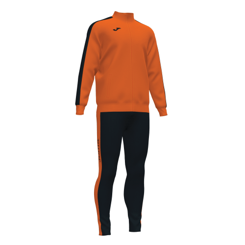 ACADEMY III TRACKSUIT - Orange/Black