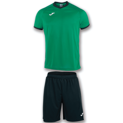 ACADEMY SET - Green/Black