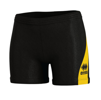 AMAZON 3.0 SHORT - Black/Yellow