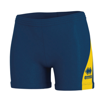 AMAZON 3.0 SHORT - Navy/Yellow