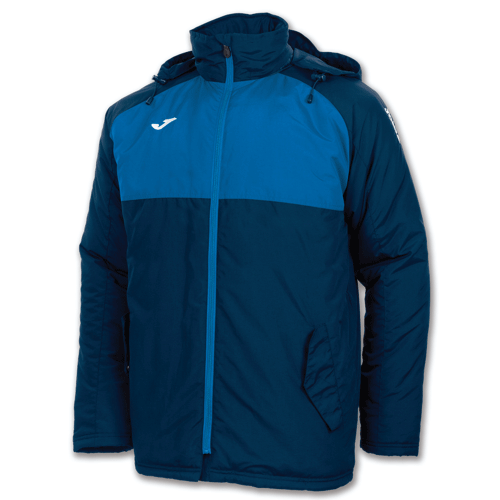 ANDES WINTER JACKET - Navy/Royal