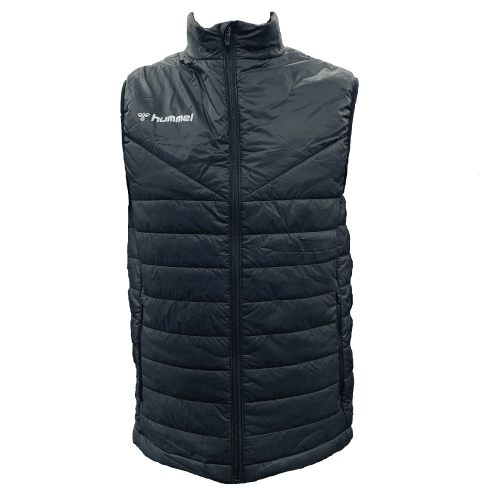 AUTHENTIC GILET - Black