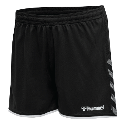 AUTHENTIC POLY SHORT - Black