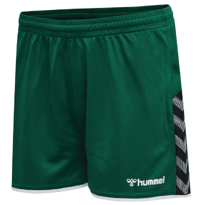 AUTHENTIC POLY SHORT - Evergreen