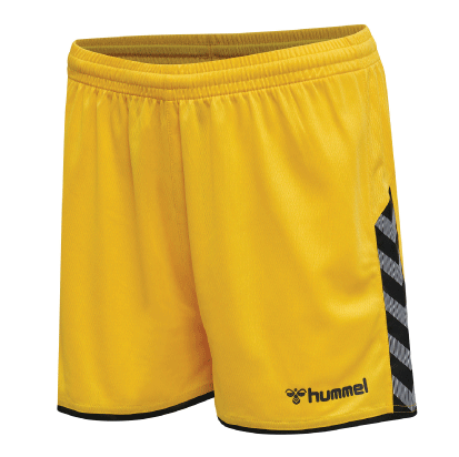 AUTHENTIC POLY SHORT - Sports Yellow