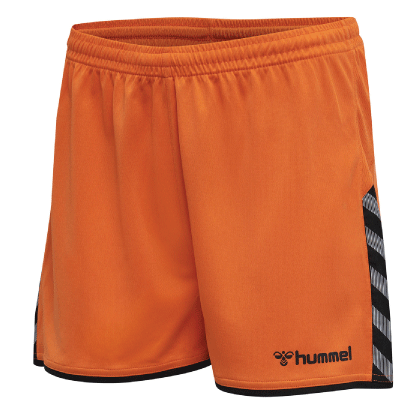 AUTHENTIC POLY SHORT - Tangerine