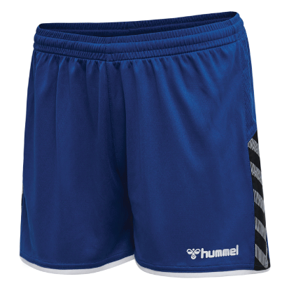 AUTHENTIC POLY SHORT - True Blue