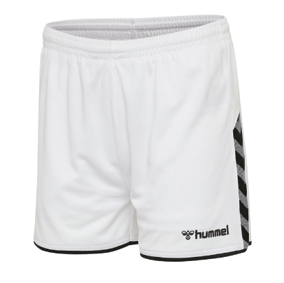 AUTHENTIC POLY SHORT - White