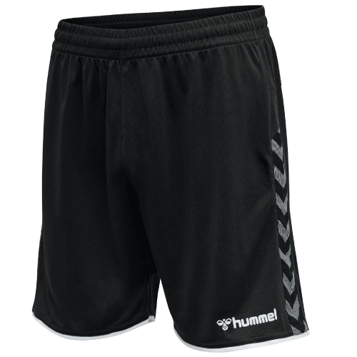 AUTHENTIC  SHORT -  Black