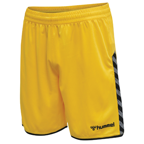 AUTHENTIC  SHORT -  Sports Yellow/Black