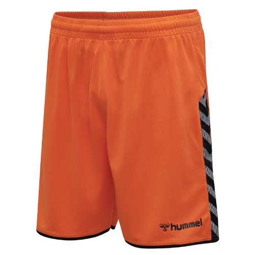 AUTHENTIC  SHORT -  Tangerine