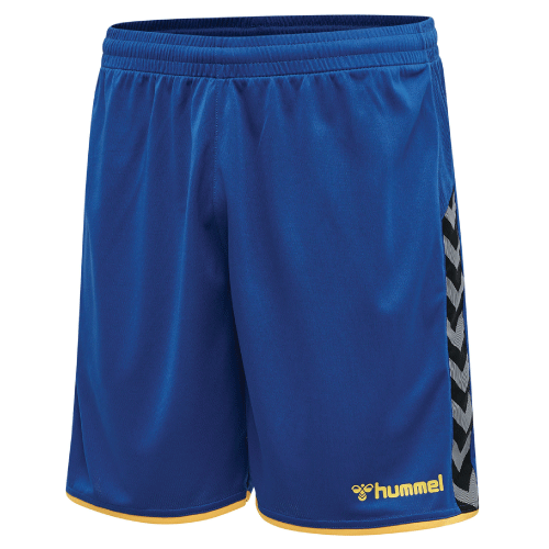 AUTHENTIC  SHORT -  True Blue/Sports Yellow