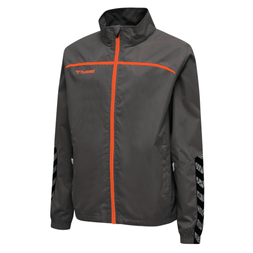AUTHENTIC TRAINING JACKET - Asphalt