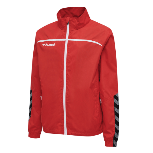 AUTHENTIC TRAINING JACKET - True Red