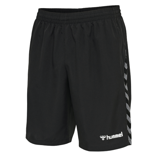 AUTHENTIC TRAINING SHORTS - Black