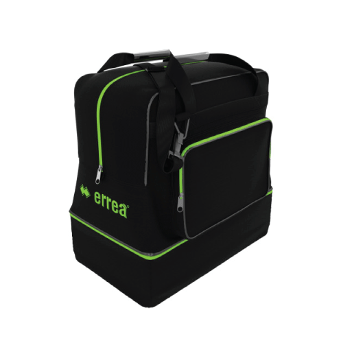 BASIC MEDIA PLAYERS BAG - Black/Green Fluo
