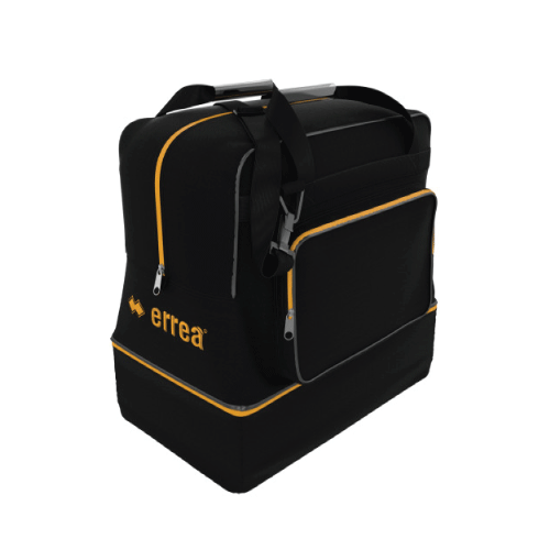 BASIC MEDIA PLAYERS BAG - Black/Orange Fluo