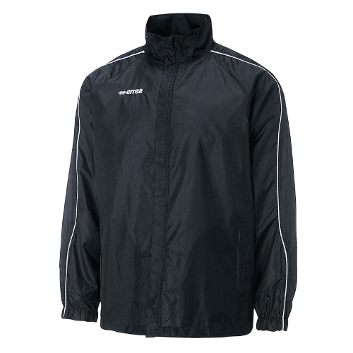 BASIC RAIN JACKET - Black