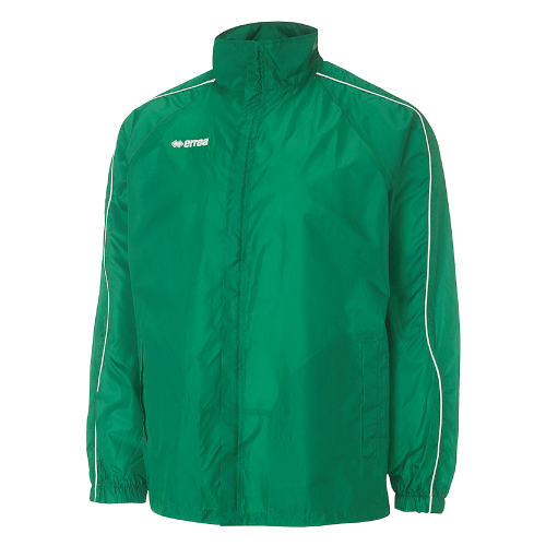 BASIC RAIN JACKET - Green