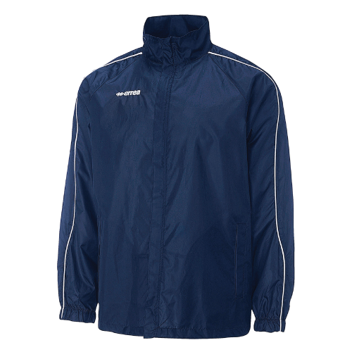 BASIC RAIN JACKET - Navy