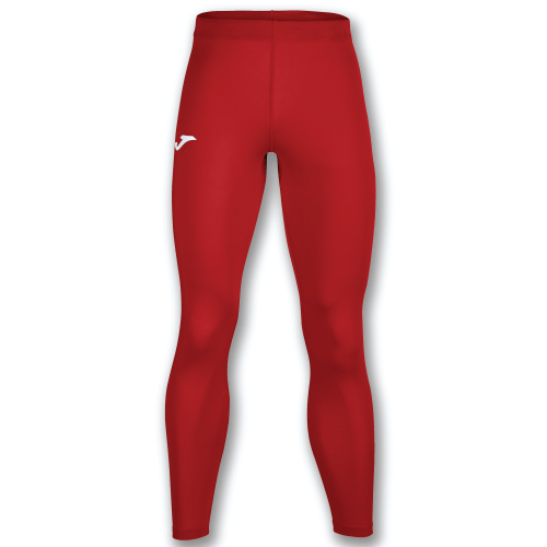 BRAMA BASELAYER LONG TIGHT - Red