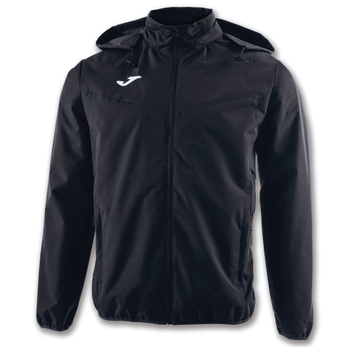 BREMEN RAIN JACKET - Black