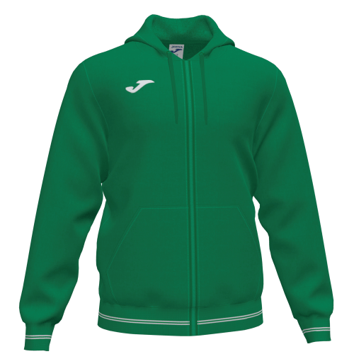CAMPUS III HOODIE - Green/White