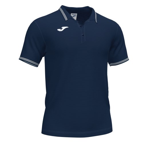 CAMPUS III POLO - Dark Navy/White