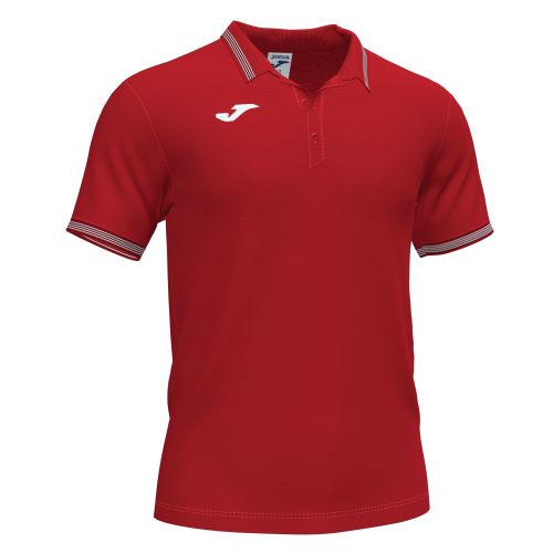 CAMPUS III POLO - Red/White