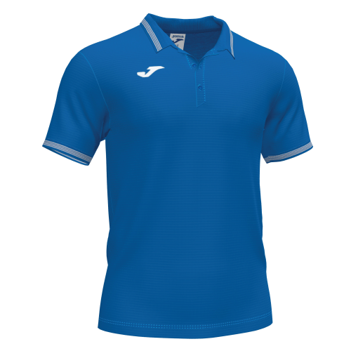 CAMPUS III POLO - Royal/White