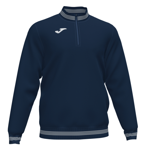 CAMPUS III SWEATSHIRT - Dark Navy/White