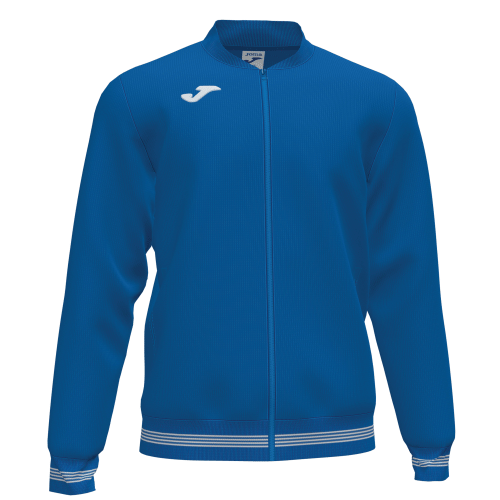 CAMPUS III TRACK TOP - Royal/White