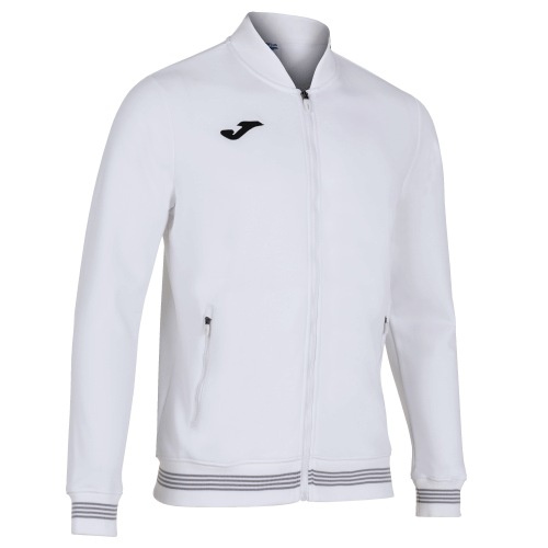 CAMPUS III TRACK TOP - White