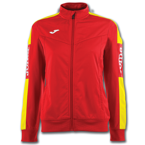 CHAMPIONSHIP IV JACKET - Red/Yellow