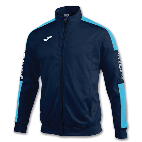 CHAMPIONSHIP IV TRACK TOP - Dark Navy/Fluor Turquoise