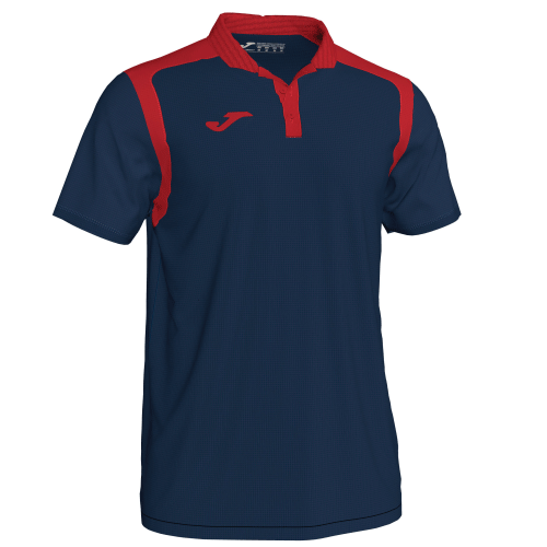 CHAMPIONSHIP V POLO - Dark Navy/Red