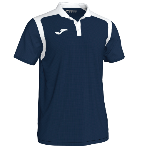 CHAMPIONSHIP V POLO - Dark Navy/White