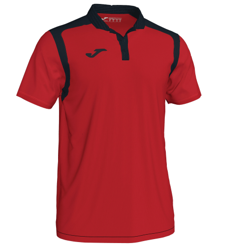 CHAMPIONSHIP V POLO - Red/Black