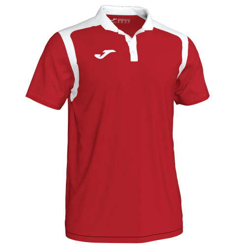 CHAMPIONSHIP V POLO - Red/White