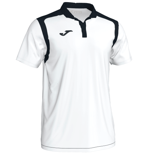 CHAMPIONSHIP V POLO - White/Black