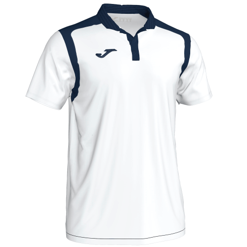 CHAMPIONSHIP V POLO - White/Dark Navy