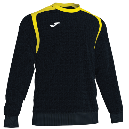 CHAMPIONSHIP V SWEATSHIRT - Black/Yellow