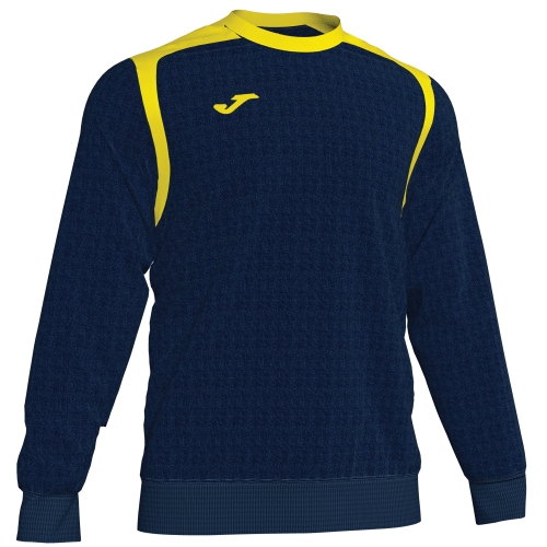 CHAMPIONSHIP V SWEATSHIRT - Dark Navy/Yellow