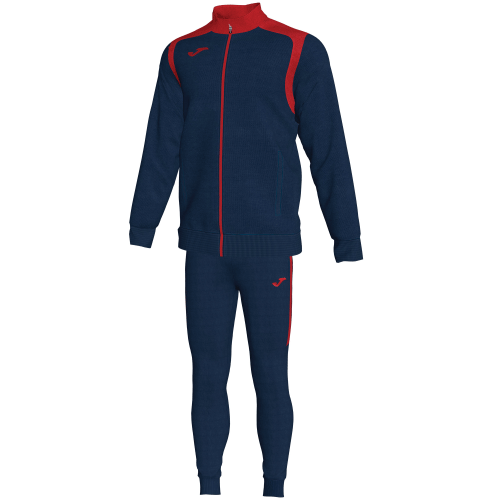 CHAMPIONSHIP V  TRACKSUIT - Dark Navy/Red