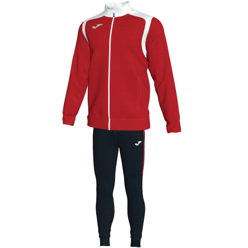 CHAMPIONSHIP V  TRACKSUIT - Red/White/Black