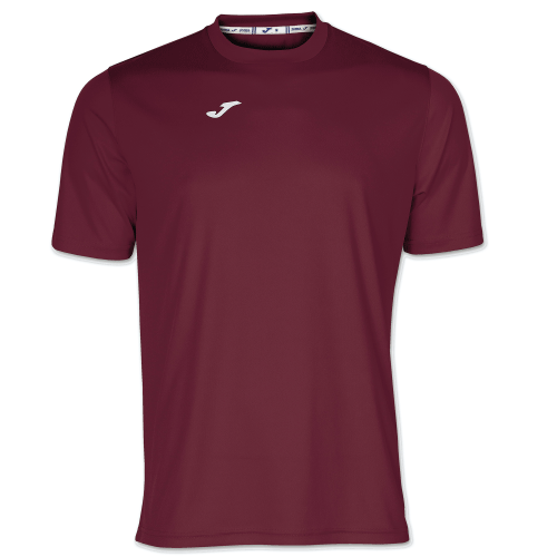 COMBI TRAINING SHIRT - Burgundy