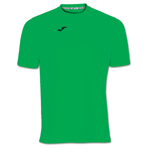 COMBI TRAINING SHIRT - Green Fluor